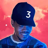 Love illuminates Chance the Rapper's highly anticipated new <em>Coloring Book</em>
