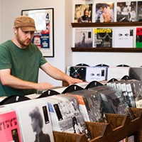 A photo tour of the Numero Group's new brick-and-mortar shop