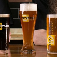Dovetail Brewery's tour serves up a potent look at the art of making craft beer