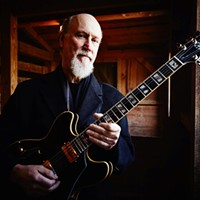 Guitarist John Scofield visits country on his new album