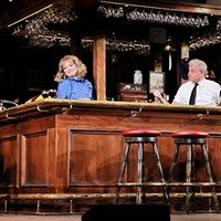 <i>Cheers Live</i>, <i>Dog Night</i>, <i>The Happiest Place on Earth</i>, and nine more new theater reviews