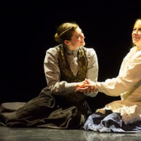 <i>A Light in the Dark</i>, <i>Undreamed Shores</i>, and more new performing arts reviews