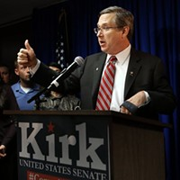 Mark Kirk loses major endorsements after comment about Tammy Duckworth's Asian heritage, and other Chicago news