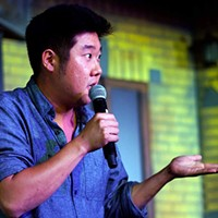 Peter Kim left Second City because of hate speech. Why'd he return?