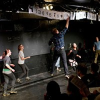 A sudden lights out for <i>Too Much Light</i> at Neo-Futurists