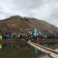 How Chicago activists sought to 'decolonize' Thanksgiving at Standing Rock