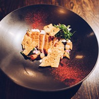 A former Schwa chef delivers audacious fine dining at Entente
