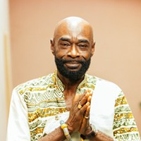 Heat yourself up with vintage grooves from Ghanaian singer Pat Thomas