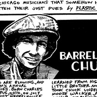 Add blues pianist Barrelhouse Chuck to the list of greats lost in 2016