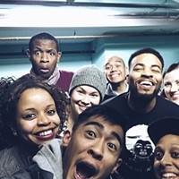 Comedy group Preach proclaims the gospel of spoken word and improv