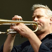 Trumpeter Russ Johnson premieres a new quartet with a protean group of New York-based improvisers