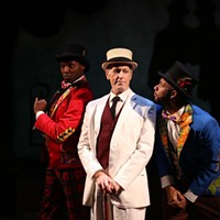 <i>The Scottsboro Boys</i>, <i>The Ghoul Exhibition</i>, and nine more new theater reviews