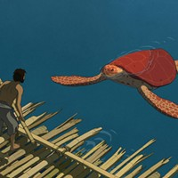 <i>The Red Turtle</i> swims against the tide of children's animation