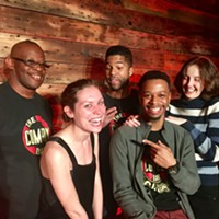 The Comedy Bar teaches the business of being funny