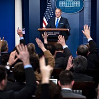 Should the media boycott White House media briefings? Probably not.