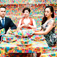 Even with the new <i>Forget</i>, it's doubtful Xiu Xiu go the way of synthpop