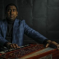 Chicago-born Muslim Indian soul singer Zeshan B calls for black and brown unity