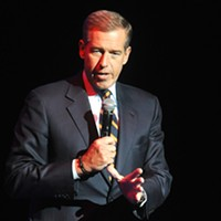 On Brian Williams's terrible 'beauty' gaffe