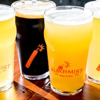 Find your new favorite summer beer at the Alarmist Brewing taproom