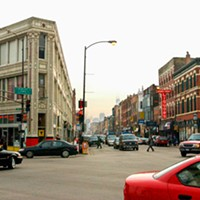 CDOT proposes a boatload of safety upgrades to Wicker Park's 'Crotch'