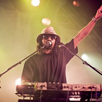 A purveyor of cool, Dam-Funk is a sure thing in the DJ booth