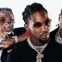 Atlanta rap trio Migos have weathered a career path as loopy as their performances