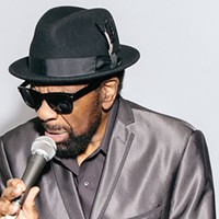 William Bell makes a triumphant return to Stax after more than 40years