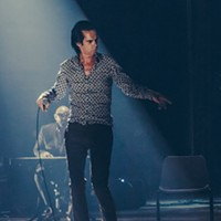 The darkness surrounding the music of Nick Cave turns personal on his latest album, <i>Skeleton Tree</i>