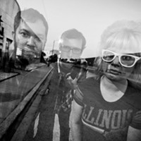 Local noise-rock trio Montrose Man debut an unsettling music video