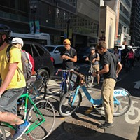 Chicago cyclists vent about their cycling pet peeves