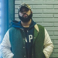 Entirely by coincidence*, Chicago producer Thelonious Martin partners with rapper Theophilus Martins on <em>TM</em>