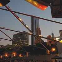 Seven portraits of the Chicago Jazz Festival