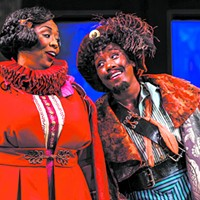 Chicago Shakespeare's <i>Shrew</i> is a hot mess