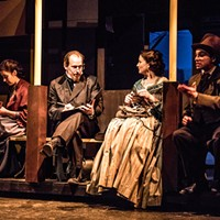 <i>A Dickens Carol</i>, <i>It's a Wonderful Life</i>, and nine more new stage shows