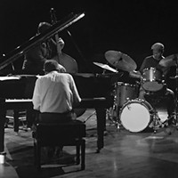 Drummer Charles Rumback's distinctively lyric, ruminative aesthetic comes into sharp focus with his trio's second album of 2017