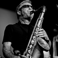 Chicago free-jazz heavy Mars Williams celebrates his annual marriage of holiday themes and Albert Ayler tunes
