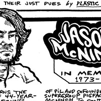 An untimely farewell to wizardly industrial guitarist and sound engineer Jason McNinch