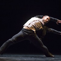 Hubbard Street Dance gifts us with an evening of works by Crystal Pite