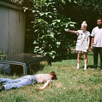 Dreamy post-punk trio Dehd celebrate the release of two records in one