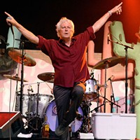 Guided by Voices say good-bye to another prolific year while ringing in a new one