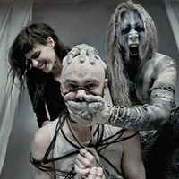Igorrr creates operatic collage polka metal and it is awesome