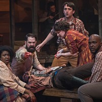 In <em>Hatfield & McCoy</em>, House Theatre takes liberties with the legendary mountain feud