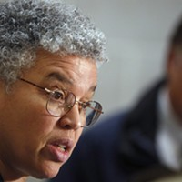 Toni Preckwinkle endorses Democratic front-runner J.B. Pritzker for governor despite controversy, and other Chicago news