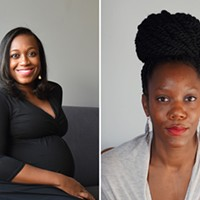They couldn't find any black people in media coverage of the food and beverage industry. So they started their own website.