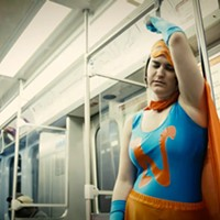 Webseries <em>Super Narcoleptic Girl</em> introduces a superhero who fights off crime and sleep
