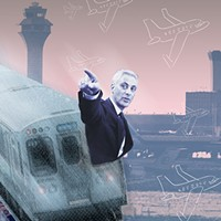 Rahm's dream of an express train to O'Hare is like a nightmare from Trump