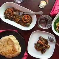 Show your support for International Women's Day by dining out in Edgewater