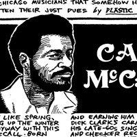Bluesman Cash McCall hasn't written a hit in more than 50 years, but that isn't stopping him