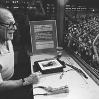 A chat with Bill Veeck, the most fun White Sox owner of all time