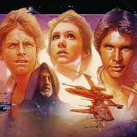 May the fourth be with you, even if the <i>Reader</i>'s critics rarely become one with the force